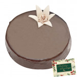 Five Star Bakery - Lovely Chocolate 2 Kg and Card