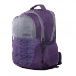 Purple American Tourister Backpack
