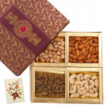 Assorted Dryfruits in Box (Addon Gift)