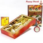 Brotherhood - Kaju Mix with Bhaidooj Tikka and Laxmi-Ganesha Coin