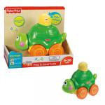 Fisher Price Press n Crawl Turtle