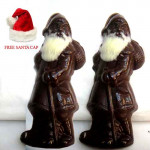 Santa with Goodies Chocolate