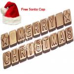 Merry Christmas Alphabets