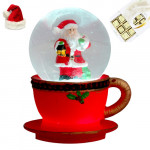 Santa Dome Cup Light