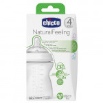 Chicco Natural Feeling Step Up New Feeding Bottle 250ml