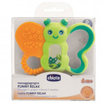 Chicco Teething Ring Funny Relax