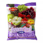 Assorted Flavors Mini Fruity Gels