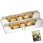 2 Ferrero Rocher 5 Pcs each