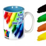 Colored Mug (Valentine Special)