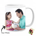 Best Dad Ever Personalized Mug & Card