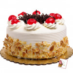 Five Star Bakery - Butter Scotch Cake 1 kg and Card