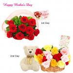 2 Day Serenade : Flowers for Mother
