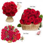 3 Day Serenade : Lovely Flowers