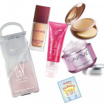 For Girls - Lakme Total Care, UDV Perfume and Card