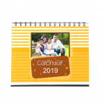 Table Calendar - 6 inches X 8 inches & Card