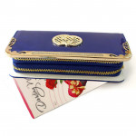 Blue Love - Blue Clutch and Card