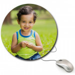 Round Mouse Pad & Card