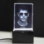 3D Big Crystal Box & Card