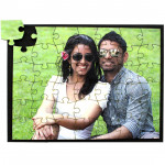 Personalized Wooden Jigsaw Puzzle - 6 inches X 8 inches & Card
