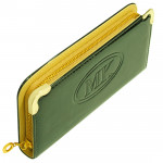 Green Clutch (8 inch by 4 inch)