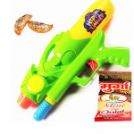 "10"" Air Pressure Water Gun Ap-021 Single Gun with Holi Gujiya Sweets"