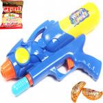 "10"" Air Pressure Water Gun Ap-031 Single Gun with Holi Gujiya Sweets"