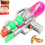 "12"" Air Pressure Water Gun Ap-061 Single Gun with Holi Gujiya Sweets"