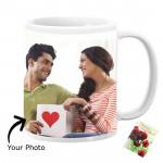 The Best Husband Ever Personalized Mug & Card