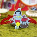 Cute Krishna Rakhi
