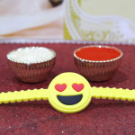 Funky Smiley Rakhi