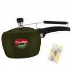 Prestige Prestige Apple Black Cooker - 3 Ltr