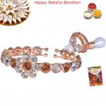 Shimmering Diamond Bracelet Lumba