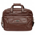 Brown Leather Laptop Bag (17 inch by 14 inch)