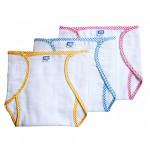 Baby Velcro Nappies Set