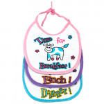 Little's Baby Bib Set (3 Pcs)