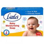 Little's Baby Moisturising Soap (100gms)