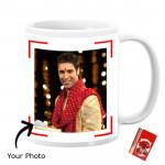 King Personalized Mug & Card