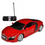 Maisto 1:24 Scale Red Audi R8 V10