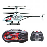 Modelart RC 3.5 Channel IR Helicopter in Snazzy Carry Case