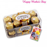 Ferrero Rocher - Ferrero Rocher 16 Pcs and Card