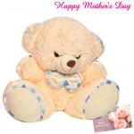 """Delightful Teddy - Cute Teddy 8"""" and Card"""