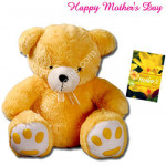 """Lovable Way - Lovely Teddy 24"""" and Card"""