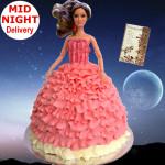 Fancy Doll Cake 2 KG