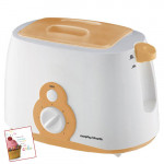Morphy Richards 2 Slice AT 202 800W Pop Up Toaster