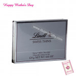 Lindt Swiss Thins Milk Chocolate