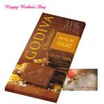 Godiva Chocolatier - Milk Chocolate Salted Caramed 100 gms