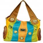 Multicolor Handbag (10 inch by 13 inch)