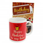 The Special One - Happy Birthday Mug and Card