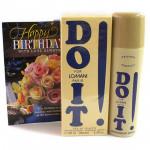 Do It Hamper -  Lomani DO IT Perfume, Lomani DO IT Deo and Card