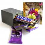 Chocolaty Love - Dairy Milk Silk, Snicker, Bournville, Dairy Milk Crackle and Card